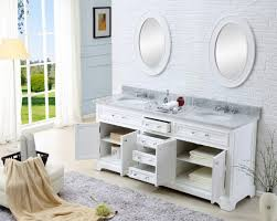 Bathroom Vanities 72 Inches Double Sink by Derby 72 Inch Traditional Double Sink Bathroom Vanity Marble
