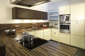 Contemporary Kitchen Countertop Material For Modern Theme