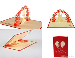 Fancy Wedding Invitation Cards 2015 Elegant Wedding Invitations Cards Unique 3d With Envelope And