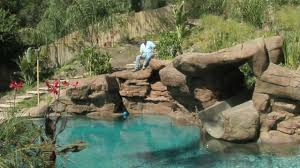Backyard Pool With Lazy River Tropical Backyard Pool U0026 Spa Ideas Youtube