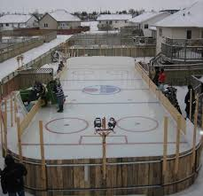 james mirtle the ultimate oilers backyard rink a hockey