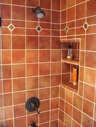 mexican tile bathroom ideas 40 orange bathroom tiles ideas and pictures