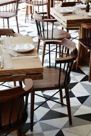 The  Best Restaurant Tables Ideas On Pinterest Cafe Design - Restaurant dining room furniture