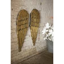 wooden wings wall decor wayfair