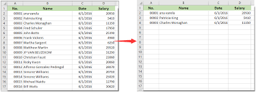 how to delete all rows below certain row or active cell in excel
