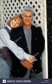curtis tony curtis thanksgiving day 1990 stock photo