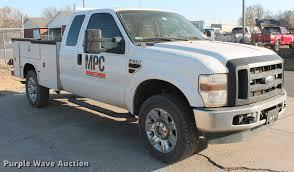 2009 ford f250 super duty xl supercab utility bed pickup tru