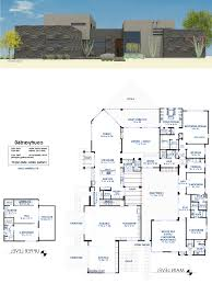 House Plans With Courtyard Home Design Courtyard House Plans 61custom Contemporary Amp