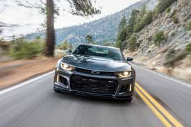 what is a camaro zl1 2017 camaro zl1 tested on the road track and rod