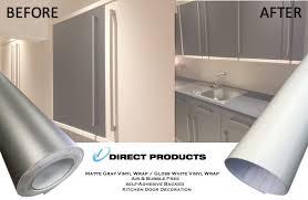 Vinyl Wrap Kitchen Cabinets High Gloss U0026 Matt Vinyl Wrap Kitchen Cabinet Bedroom Furniture Air