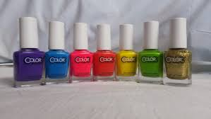 color club yahoo exclusive collection swatches and mini review