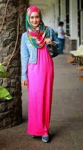 fashion terbaru 12 best baju gamis terbaru images on styles