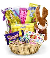 Gourmet Easter Baskets Easter Basket Delivery Easter Baskets Fromyouflowers