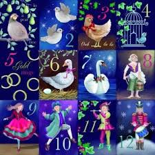 82 best 12 days images on pinterest 12 days christmas ideas and