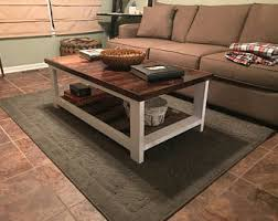 Coffee Table From Pallet Pallet Coffee Table Etsy