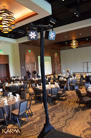stage lighting tripod stands karma event lighting for weddings and special events