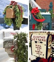 Christmas Mailbox Decoration Ideas Festive Christmas Decoration Ideas Outdoor Decorations Mailbox