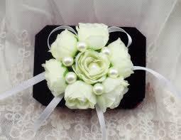 Wrist Corsage Supplies Aliexpress Com Buy 6 X Bridal Bridesmaid Wedding Prom Wrist