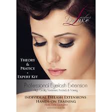 professional eyelash extension pre registration payment beginner level eyelash extension