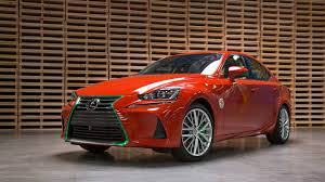 lexus service west side lexus and west coast customs built a sriracha themed is300 the drive