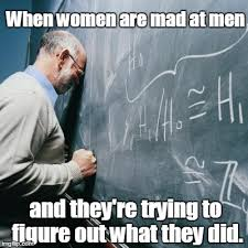Mad Woman Meme - when a woman says do whatever you want do not do whatever