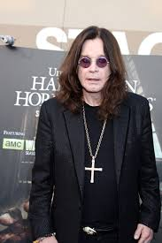 halloween horror nights the director ozzy osbourne at the halloween horror nights eyegore awards
