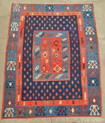 Kilim Rug Large Turkish Kilim Rug Vintage Kilim 8 U00270 X 10 U00276 243 X 320 Cm