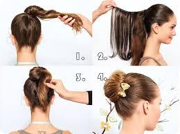 Frisuren Selber Machen Dutt trendige brautfrisuren 2013 für lange haare frisuren selber machen
