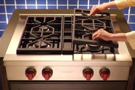 Wolf Gas Cooktops Dual Fuel And Sealed Burner Grates Cleaning U0026 Care Video Gallery