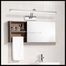 Bathroom Cabinet Mirror Light by Online Get Cheap Lighted Shower Mirror Aliexpress Com Alibaba Group