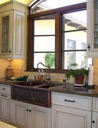 Copper Kitchen Countertops San Diego Copper Kitchen Countertops Traditional With Casement