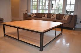 60 inch square coffee table handmade square coffee table by kala studios custommade com