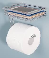 Toilet Paper Holder With Shelf Wall Paper Towel Holder With Shelf Towel