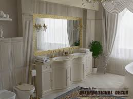 High End Bathroom Furniture Endearing 80 Luxury Bathrooms Furniture Decorating Inspiration Of