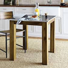 Kitchen Table Desk by Rustic Kitchen Square Table West Elm