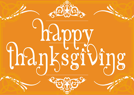 thanksgiving in word and deed