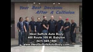 lexus auto body repair san diego west suffolk auto body youtube
