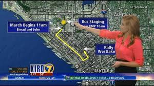 Seattle Traffic Flow Map by Seattle News Videos Kiro Tv