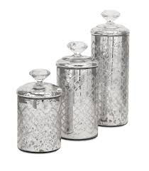Blue Kitchen Canisters by 100 Glass Kitchen Canisters The Cozy Old Home Accessories