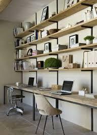 Designer Floating Desk Floating Desk Of 1 Slab Of Wood Interior Ideas Pinterest