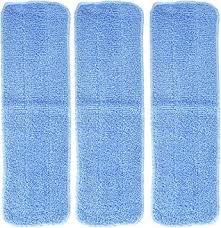 amazon com 3 bona hardwood floor micro fiber cleaning pad