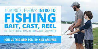 fishing lessons on davis island tickets fri sep 29 2017 at 4 00