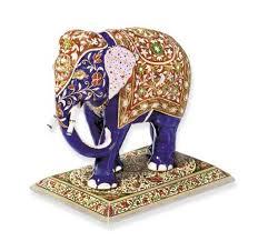 165 best elephant figurines images on figurines