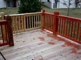 deck paint ideas railings u2014 jessica color best choice deck paint