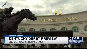 kentucky derby lacks dominant runner chance of early