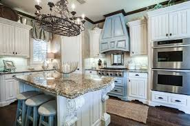 how to paint kitchen cabinets antique blue 20 amazing antique kitchen cabinets home design lover