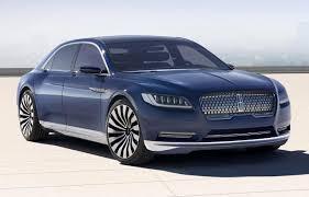 Lincoln Continental Matrix Lincoln Continental Concept Concept Cars Diseno Art