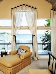 Window Treatment Ideas For Living Room by Add Some Laura Ashley
