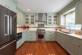 Dark Oak Kitchen Cabinets Kitchen Dark Cabinets Hardwood Floor Deluxe Home Design