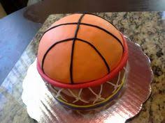 basketball cake okc thunder party time pinterest thunder